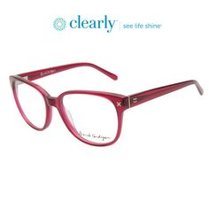 divine.ca see clear with glasses from Clearly