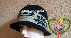 Crochet hat❤by Prnic Georgeta⭐