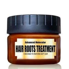 2 Packs of Advanced Molecular Hair Roots Treatment Hair Conditioner with one Comb, Hair Detoxifying Hair Mask Deep Conditioner Molecular Hair Root Treatment, 5 Seconds to Restore Soft Hair Natural Hair Growth, Natural Hair Styles, Hair Treatment Mask, Hair Treatments, Natural Treatments, Hair Meaning, Bouncy Hair, Hair Fixing, Advanced Hair