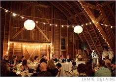 saar banks farm wedding: laura & kyle