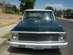 1971 chevy c10