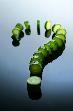 Not sure...don't have a good grasp at what they do #5 The Cucumber Question Mark