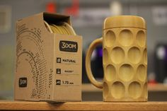 3-D printing gets boozy with filament made from recycled beer waste