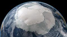UFO I LUDZIE WSZECHOCEANU: Antarktyczny wir wiatrów