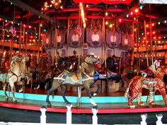 Forest Park Carousel, Queens NY