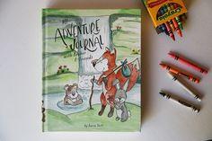 Archer's Adventure Journal – Intentional Home