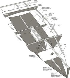 4.8m шлюпка - Радослав Werszko Sailboat Plans, Small Sailboats, Classic Wooden Boats, 3d Cnc, Boat Building Plans, Jon Boat, Aluminum Boat, Boat Stuff, Dinghy