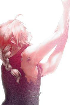 Edward Elric, fullmetal alchemist, fullmetal alchemist brotherhood, crying, arm, wallpaper, background
