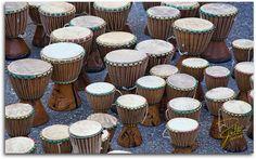 African Drum Patterns