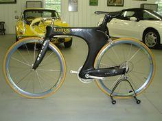 Lotus 110 bicycle.