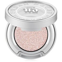 Urban Decay Moondust Eyeshadow (€18) ❤ liked on Polyvore featuring beauty products, makeup, eye makeup, eyeshadow, beauty, cosmic, urban decay eyeshadow, urban decay, urban decay eye shadow and urban decay eye makeup