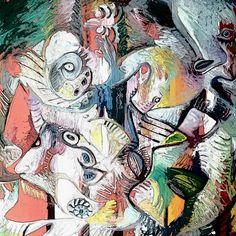PETER TRIANTOS  TORONTO ARTIST
