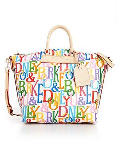 Dooney & Bourke Handbag, DB Retro Vanessa Bag - Dooney & Bourke - Handbags & Accessories - Macy's