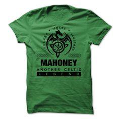 MAHONEY CELTIC T-SHIRT