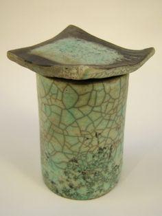 raku from KR Pottery http://www.krpottery.com/kr-pottery_072.htm