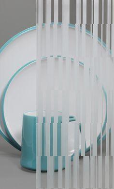 Decorative Cabinet Glass - Italian Satin Barcode