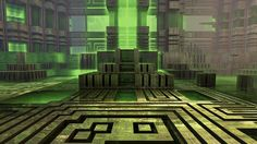 Altar Of Power by batjorge