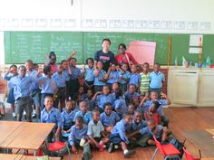 """Andy Chu is a bright @Baruch College graduate working at Citigroup in NYC, who joined the """"physical education"""" Volunteer Abroad in South Africa. #Review"""