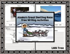 Classroom Freebies Iditarod Writing Activity Packet