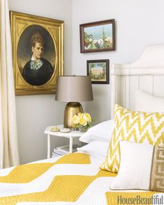 """""""Decorating with an eclectic eye is risky. It has to be done deftly, with a certain restraint, otherwise it can look chaotic."""""""