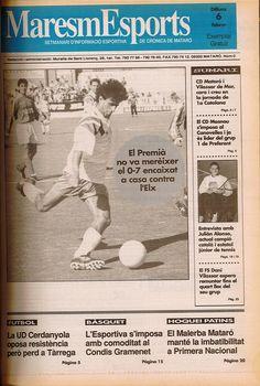 MaresmeEsports (1995). Completa. Esports