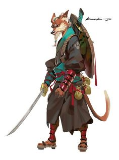 in/around Bellayne region ['or Thunder Rift]  [character, martial arts, color style]