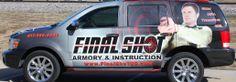 Truck Advertising Wrap - Zilla Wraps