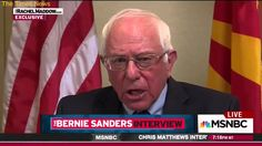 Sanders Says He'll Take Nomination Fight to Convention Try to Win Superdelegates | TT News