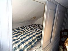 Visiting Versailles, private tour, Cubbyhole for sleeping