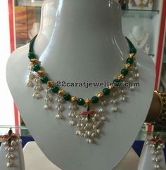 Latest Collection of best Indian Jewellery Designs. Jewelry Design Earrings, Gold Earrings Designs, Jade Jewelry, Gold Jewellery Design, Bead Jewellery, Necklace Designs, Bridal Jewelry, Pearl Jewelry, Gold Designs