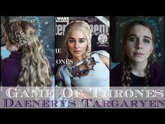 Game of Thrones Season 5   Daenerys Targaryen Hair