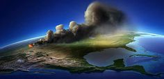 The Yellowstone Volcano has just Become the World's Largest Ticking Bomb