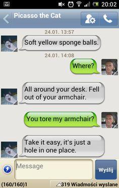 ...soft yellow sponge balls... (64)