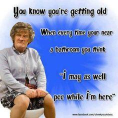 BBC Mrs Brown...