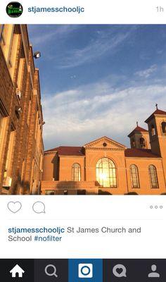 Follow us on Instagram Saint James, Early Childhood, Mansions, House Styles, School, Instagram, Mansion Houses, Santiago, Villas