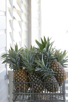 tropical buffet