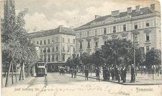 Banca agrara 1880 Old Town, Dan, Street View, Painting, Outdoor, Old City, Outdoors, Painting Art, Paintings