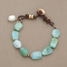 Santa Fe Skies Bracelet http://www.sundancecatalog.com/product/handmade+jewelry/handmade+bracelets/link+bracelets/santa+fe+skies+bracelet.do?sortby=ourPicks&page=3