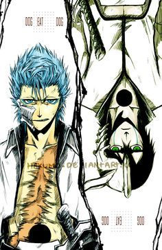 I see this as Teddy Lupin and Albus Severus Potter. Manga Anime, All Anime, Me Me Me Anime, Awsome Pictures, Teddy Lupin, Bleach Characters, Artist Alley, Bleach Manga, Friend Pictures