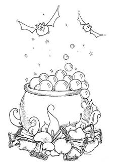 witches shoes coloring pages - photo#16