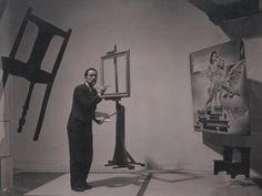 Dali and cats, through time.