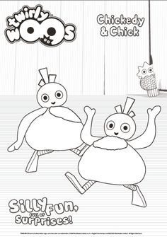 Twirlywoos Online colouring pages. Printable colouring book for kids 1 Online Coloring Pages, Printable Coloring Pages, Colouring Pages, Coloring Sheets, Coloring Books, Thomas Birthday, 3rd Birthday, Birthday Ideas, Craft Projects