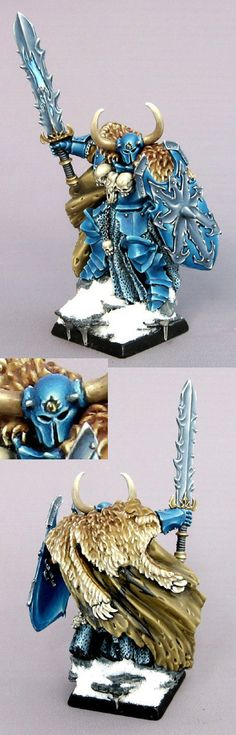 Chaos Warrior #Warhammer