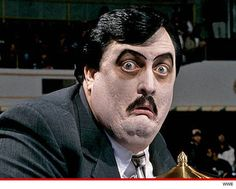 """The WWE says William Moody, better known to pro wrestling fans as """"Paul Bearer,"""" the pasty-faced, urn-carrying manager for performers The Undertaker and Kane, has died. Paul Bearer, Love And Basketball, Undertaker, Wwe Superstars, The Good Old Days, Back In The Day, Funeral, Wrestling, Face"""