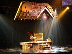 "Theatre - ""The Wiz"" La Jolla Playhouse,  Syd Stevens designer."