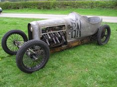 GN JAP Aero-engined race car from days gone by.