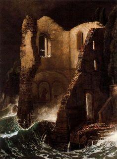 Bocklin, The Chapel