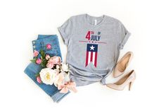 4th Of July Shirt, Fourth Of July, This Is US, USA, 4th Of July, Fourth Of July Shirt, July 4th, American Shirt, Independence Day, America  #4thofjuly #godblessamerica #memorialday #loveusa #4thofjulyshirts #americashirts #independenceday #etsyfinds #jacknroy Fourth Of July Shirts, 4th Of July, College Must Haves, Green Companies, Unicorn Birthday Parties, Memorial Day, Two By Two, Trending Outfits, Cotton