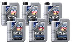 Liqui Moly MoS2 AntiFriction 10W40 Motor Oil 1 Liter  6 Pack *** Want additional info? Click on the image.