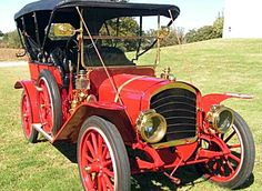 Rambler Model 53, voiture routière de 1910  La Rambler Model 53, cette automobile ancienne fut construite en 1910.